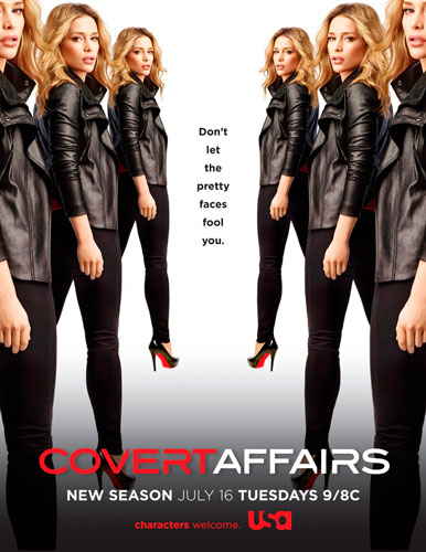 Covert Affairs S04E02 HDTV XviD