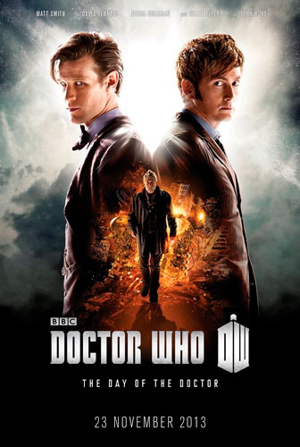 Doctor Who 2013 poster