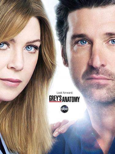 Greys Anatomy season 9 ABC poster 2012