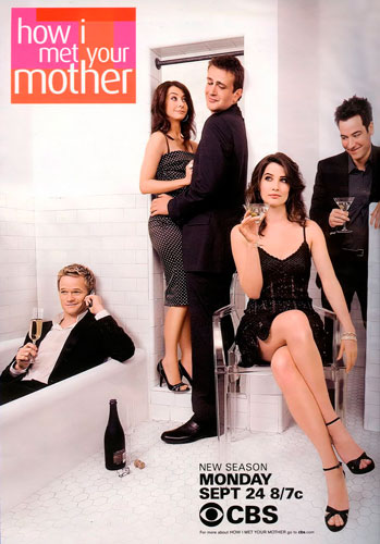 How I Met Your Mother - Season 8 (2012) Poster HD