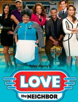 Love Thy Neighbor OWN season 1 2013 poster