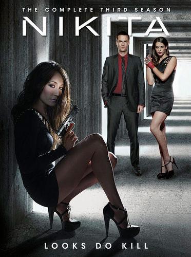 Nikita poster CW season 3 2012