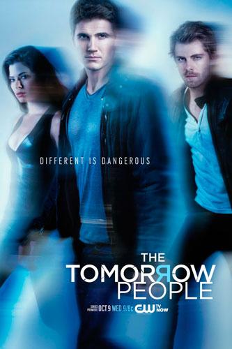 The Tomorrow People (2013) - Saison 1 [FRENCH-HDTV]