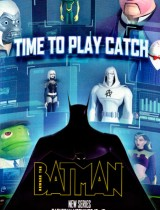 Beware the Batman CN season 1 2013 poster