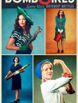 Bomb Girls Global season 1 2012 poster