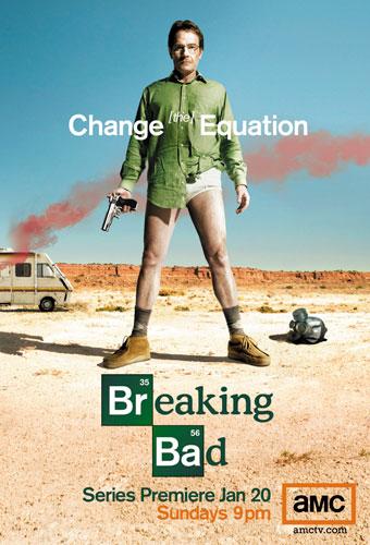 Breaking Bad - Season 1 (2008) Poster HD