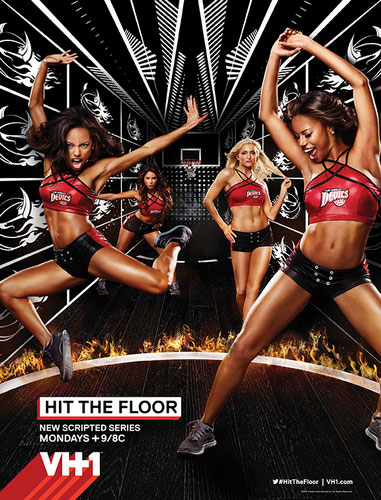 ... Hit The Floor Season 1 Tv Show Poster 10 Episodes ...