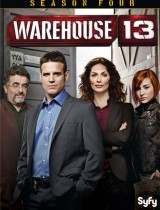 Warehouse 13 SyFy poster season 4 2012