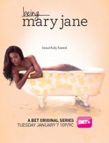 being mary jane BET season 1 2014 poster