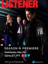 The Listener CTV poster season 4 2013