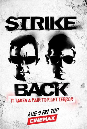 Strike Back saison 4 en vostfr