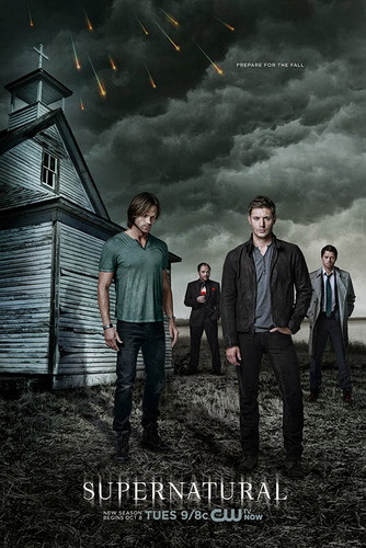supernatural CW season 9 2013 poster