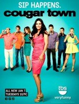 Cougar Town TBS season 5 2014 poster