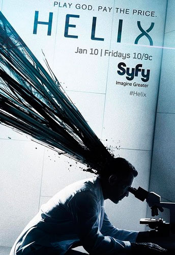 Helix - Season 1 (2014) Poster HD