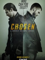 Chosen Crackle poster season 2 2013