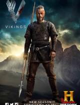 Vikings History season 2 poster 2014