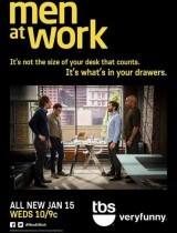 Men At Work TBS poster season 3 2014