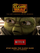 Star Wars The Clone Wars Netflix season 6 2014 poster