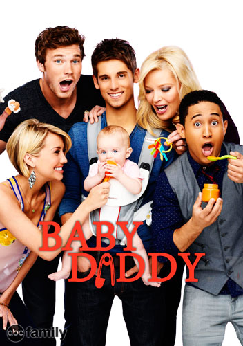 Baby Daddy ABC Family season 3 2014 poster