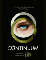 Continuum Showcase season 3 2014 poster