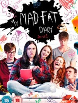 My Mad Fat Diary E4 season 1 2013 poster