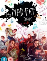 My Mad Fat Diary E4 season 2 2014 poster