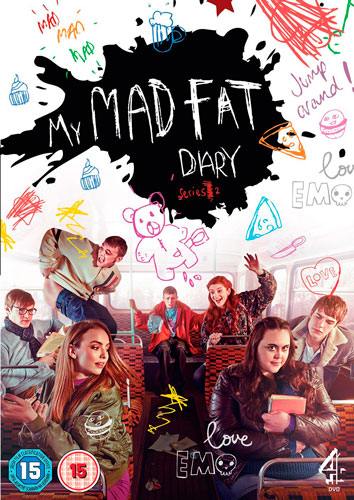 Image result for my mad fat diary poster