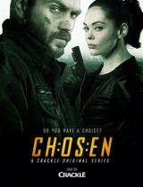 Chosen Crackle season 3 2014 poster