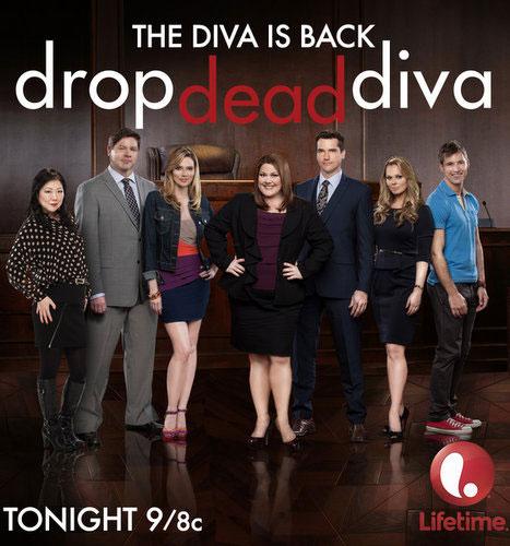 Drop dead diva season 6 2014 - Drop dead diva 6 ...