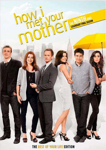 How I Met Your Mother - Season 9 (2013) Poster HD
