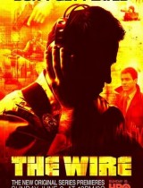 The Wire HBO season 1 2002 poster