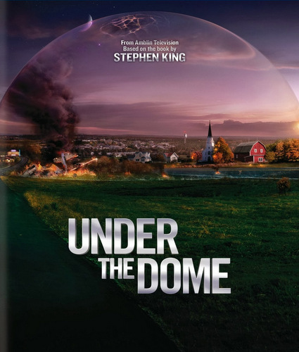 Under the Dome CBS season 2 2014 poster