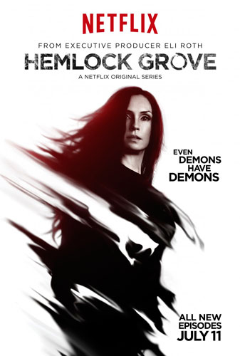 Hemlock Grove – Saison 2 (Vostfr)