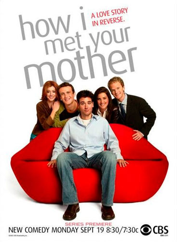 How I Met Your Mother - Season 1 (2005) Poster HD