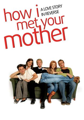 How I Met Your Mother - Season 2 (2006) Poster HD