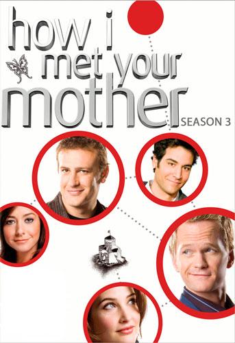 How I Met Your Mother - Season 3 (2007) Poster HD