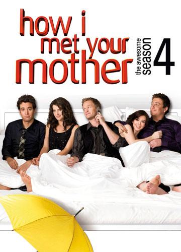 How I Met Your Mother - Season 4 (2008) Poster HD