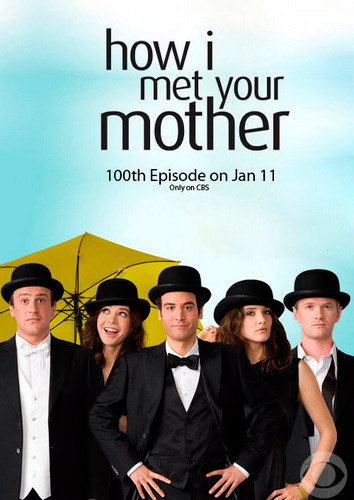 How I Met Your Mother - Season 5 (2009) Poster HD