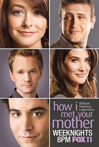 How I Met Your Mother - Season 6 (2010) Poster HD