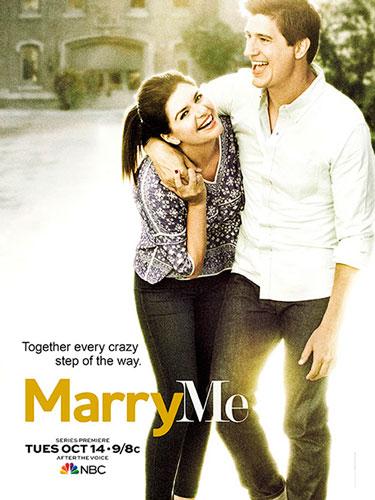 Marry Me season 1 NBC poster 2014