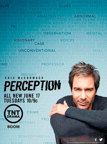 Perception – Saison 3
