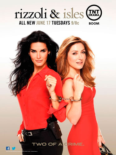 Rizzoli and Isles – Saison 5