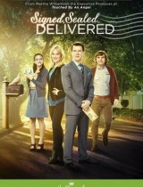 Signed Sealed Delivered Hallmark season 1 2014 poster