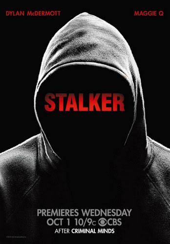 Stalker season 1 CBS poster 2014