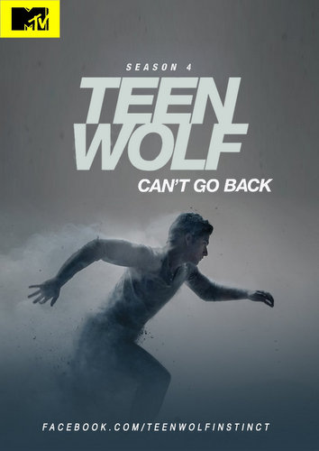 Teen Wolf MTV poster season 4 2014