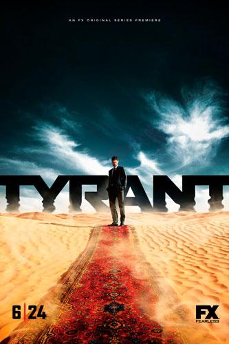Tyrant FX poster season 1 2014