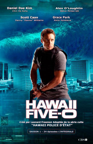 Hawaii Five-0 – Saison 1 (Vostfr)