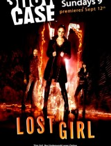 Lost Girl Showcase poster season 1 2010