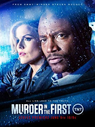 Murder in the First TNT poster season 1 2014