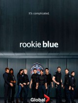 Rookie Blue Global poster season 5 2014